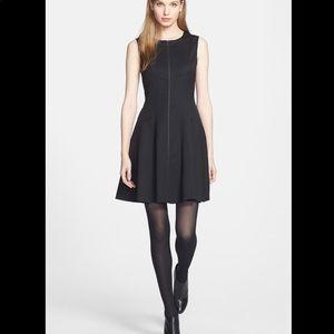 Theory▪️Bonbi Rave Rayon Full Zip Dress sz 4
